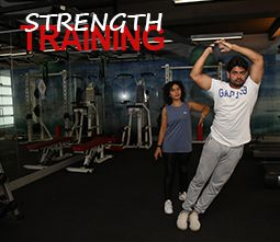 Sports Fitness Trainer